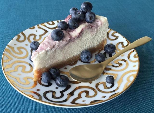 Puricious rawveganstrawberrycheesecake
